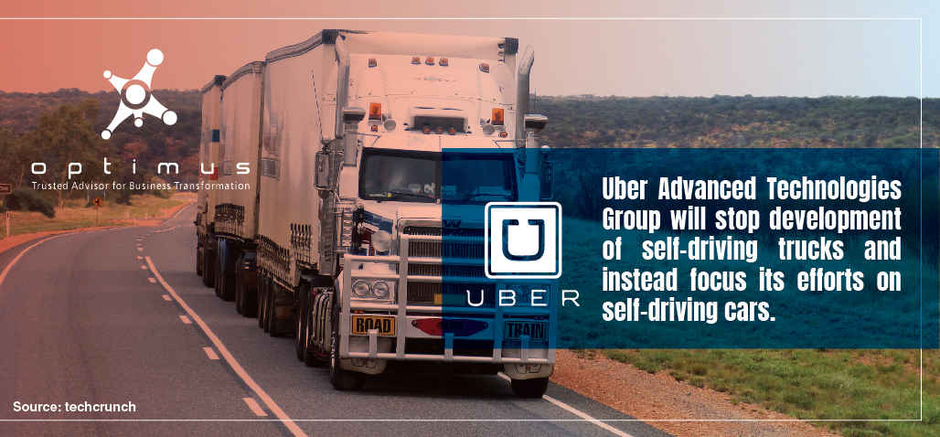 Uber's self-driving trucks division is dead, long live Uber self